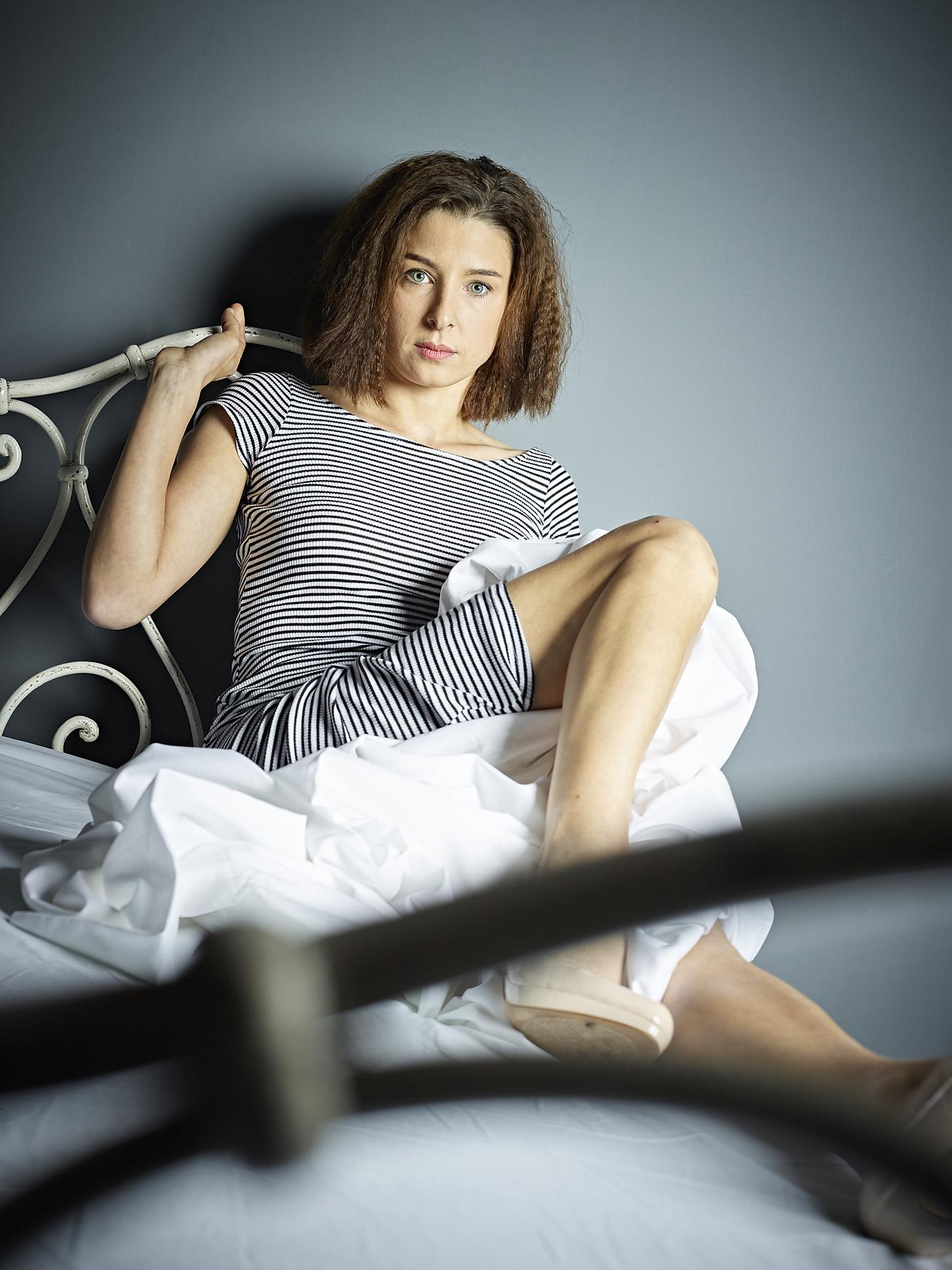 Martina Ebm  (Actress)