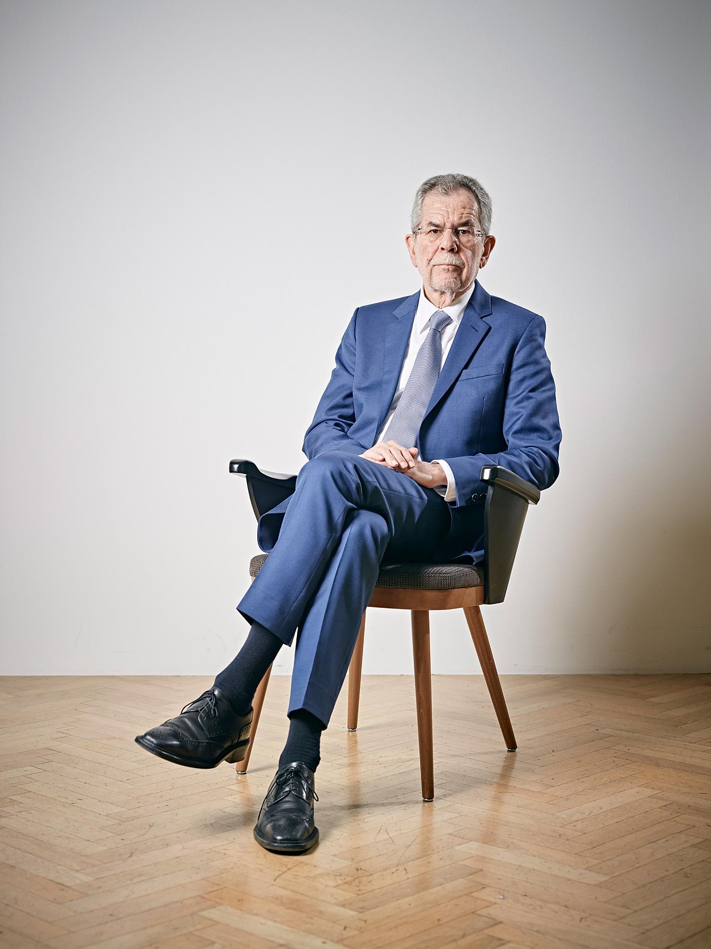 Nicolai Van Der Bellen